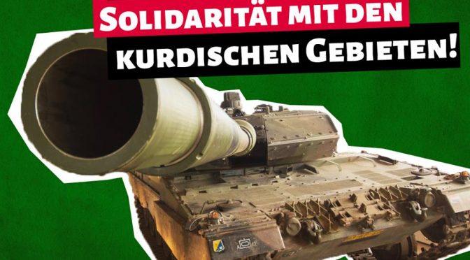 Die Deutsche Beteiligung am Krieg in Kurdistan