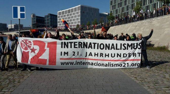 Interbrigadas und internationale Solidarität